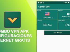 combo vpn apk 2018 internet gratis configuraciones host trick payload