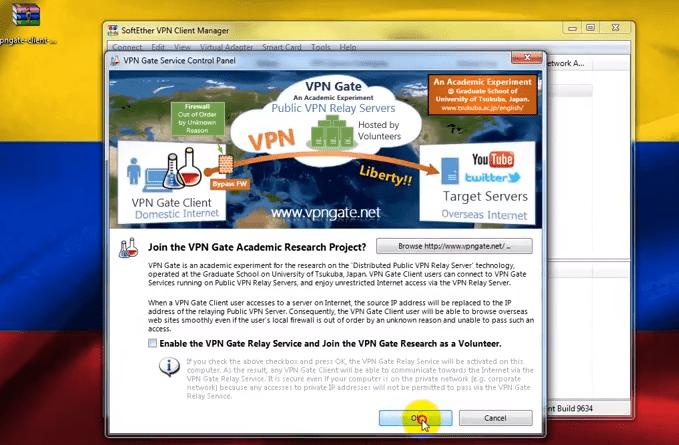 conectar vip free vpn gate softether windows