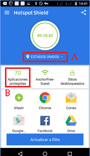 descargar hotspot shield vpn