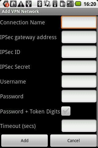 descargar vpn connection 0.96 apk para android