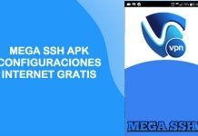 descargar instalar mega ssh apk 2018 internet gratis trick crear server payload cuenta ssh
