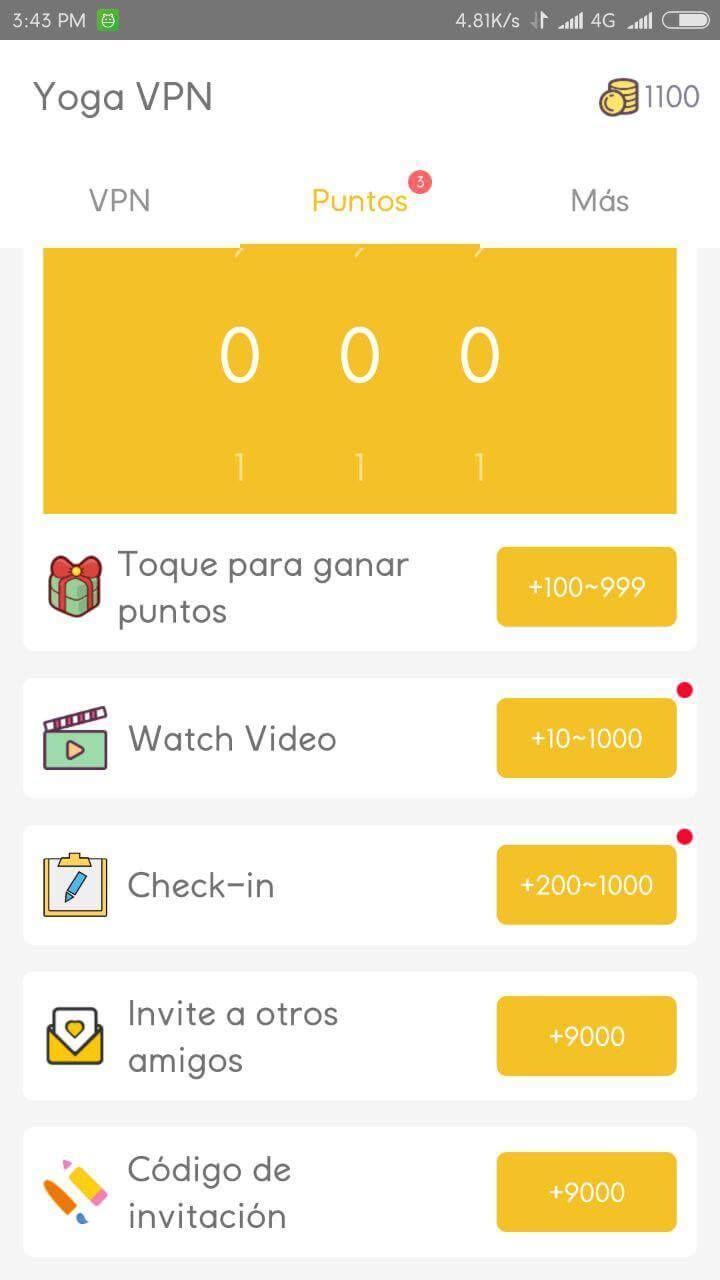 servidores vip premium yoga free vpn app
